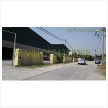 RM15.7M, PROFAC001, 2 ACRES KG SUBANG BARU LAND WITH 2 FACTORY