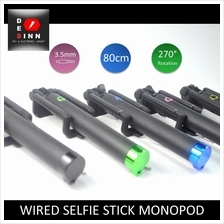 3rd Gen Wired Selfie Stick Monopod