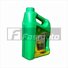 Ecothetic Semi Synthethic SAE 10W40 Petrol Engine Oil API SM 4 Litres