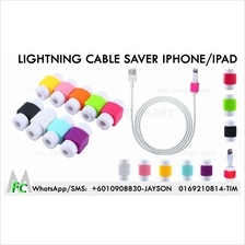 Apple iPhone iPad USB Lightning Cable Saver Protector Cord Cable