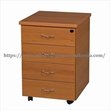 Office Mobile Pedestal 4 Drawer EXMP4 furnitures malaysia klang valley