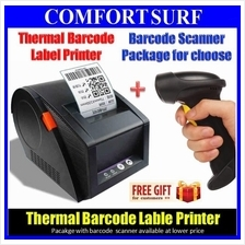 2015 New GPrinter GP-3120TU Quality Barcode Label Tag Thermal Printer