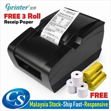 NEW GPrinter GP-58L POS Cash Register Receipt Thermal Printer GP58L