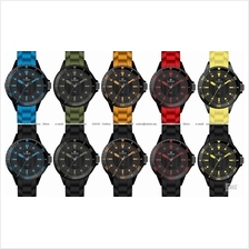 CORES Watch CR1101-SC CR1101-SCK Sporty Silicone Japan Movement