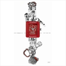 Chronotech CT6323L/07M Hello Kitty charm bracelet red *Promotion*