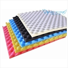 Grade A Acoustic Foam Panel Sponge Eggcrate Sound Absorber Soundproof