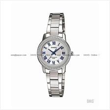 CASIO LTP-1376D-7A2V STANDARD Analog classic SS bracelet silver