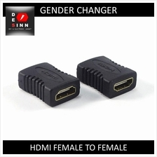 HDMI Extender Female to Female Adapter Converter /pc