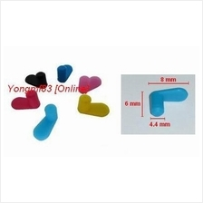 4/5/6 Color Rubber Plug For Ink Cartridge (CS-A013)