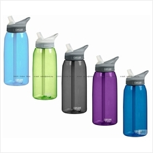 CAMELBAK eddy Bottle 1L - Spill-free - BPA-free - Daily - Outdoor