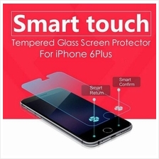 APPLE IPHONE 6 6S 6 7 PLUS SMART TOUCH Tempered Glass Screen Protector