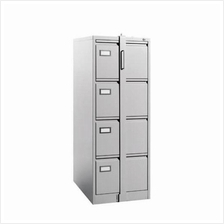 Steel Filing Cabinet with 4 Drawer – Upgrade [Locking Bar] OF122GNM