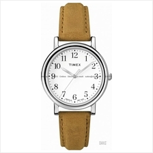 TIMEX T2P466 (W) Originals Classic Round leather strap brown