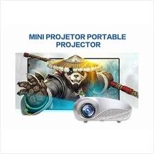 Mini 1080P HD npoektop LED Portable Projector Home