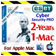 ESET CyberSecurityPro anti virus antivirus Mac OS Apple iOS macbook