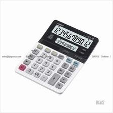 CASIO DV-220 Calculator Dual Display Desktop 12 digits