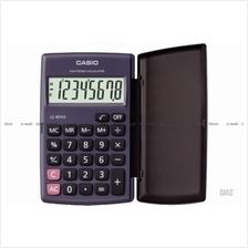 CASIO LC-401LV-BK Calculator Practical Portable Type black