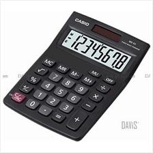 CASIO MX-8S Calculator Practical Value Series Mini Desk Type