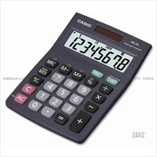 CASIO MS-8S Calculator Practical Mini Desk Type