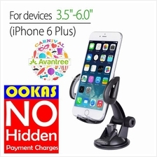 AVANTREE Universal Car Phone Holder with Sticky Gel Suction HD081