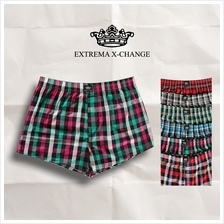 EXTREMA BIG  & TALL Woven Boxer EX589 (Mix)