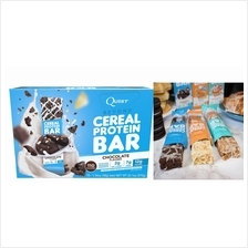 Quest Cereal Protein Bar 15 Bars (Mix Flavor) (High Protein Low Carb)(