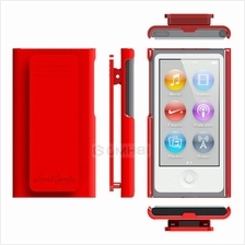 CLONED Hard Candy iPod Nano 7 7G Protective Cover Clip Snap On Case