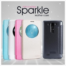 ORI Nillkin SPARKLE Slim Flip Smart Cover S-View Case LG G3 Beat mini