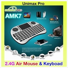 AMK7 - Fly Air Mouse Wireless Keyboard cs918 500-R android tv box