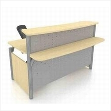 Office Reception Table Desk OFMFO16 furnitures selangor klang valley
