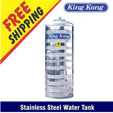King Kong HHS Vertical Flat Bottom Without Stand S / Steel Water Tank