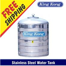 King Kong KS Vertical Flat Bottom Without Stand S / Steel Water Tank