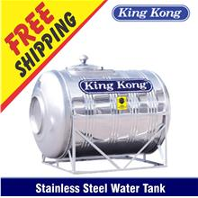King Kong ZR Horizontal With Stand Stainless Steel Water Tank