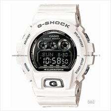 CASIO GD-X6900FB-7 G-SHOCK bigger 10 yrs resin strap white