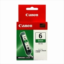 Canon BCI-6 G Green Ink (Genuine) BCI6G iP8500