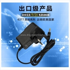 Power Adapter Android TV Box Media Player UK Version