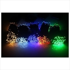 Outdoor Christmas Party Solar LED String Fairy Lights 200 LEDS Garden