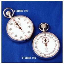 DIAMOND Mechanical Stopwatch 30x2s and 60x1s, Stop Watch