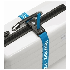 Stock Clearance!~Luggage Strap with Digital Scale & Lock
