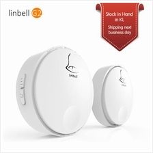 Linbell G2 Self-Powered Waterproof Wireless Smart Doorbell 38 tunes LE