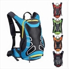 T08151 Outdoor Waterproof Bike Riding StylishBasketball Backpack Bag