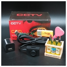 Global Mini Button DV DVR Video Spy Camera Cam CCTV~Support Micro SD