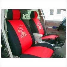 Snoopy High Quality Full Set Car Seat Cover