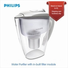 Philips WP2806 3.2L Water Filter Pitcher with Ceramic membrance Filter