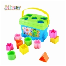 Jollybaby Baby's First Blocks