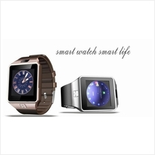 DZ09 SIM Card Smartwatch Android IOS Bluetooth Smart Watch free screen
