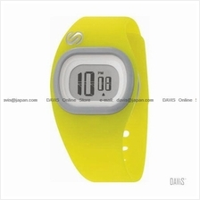 SOLEUS Running SR011-901 Tigress chrono popper-plate silicone yellow