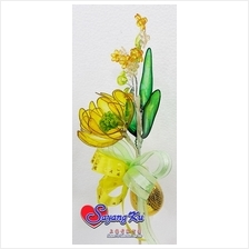 Q-DIP BUNGA TELUR / HAND MADE Q-DIP WEDDING FLOWER 2