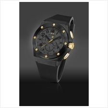 TW Steel TW683 RF1 Team CEO Tech 48mm Chrono Sapphire 100M Resin Black