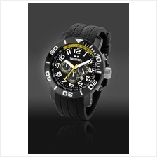 TW Steel TW75 Grandeur Diver 48mm Chrono Mineral 100M Resin Black